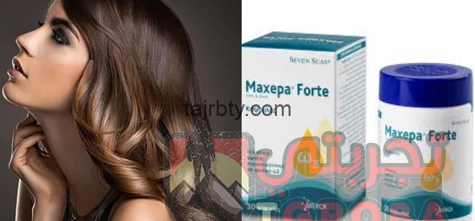 Photo of تجربتي maxepa forte للشعر