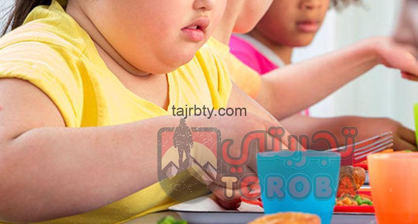 Photo of السمنة عند الاطفال
