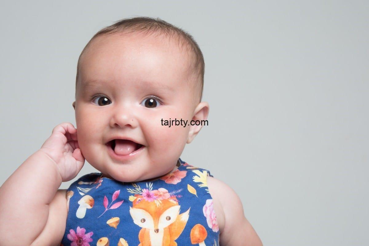 أعراض التسنين عند الأطفال الرضع