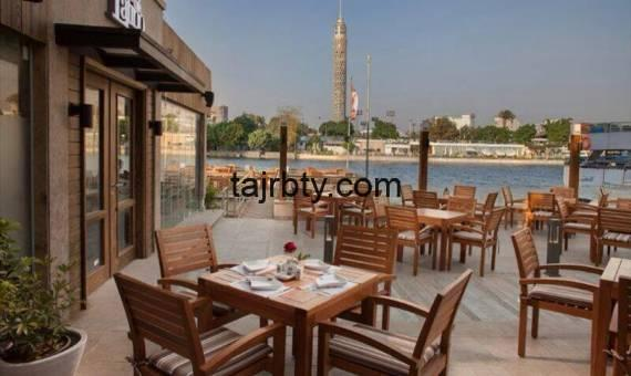 Photo of كافية ليفت بانك على النيل وحقيقية اغلاق left bank