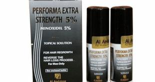 تجربتي مع بيرفورما لعلاج تساقط الشعر