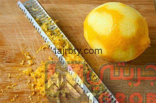 فوائد قشر الليمون للمعدة