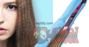 علاج تموج الشعر