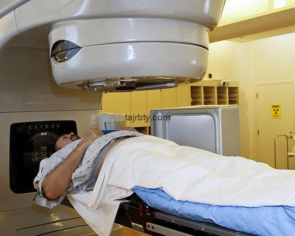 أضرار العلاج الإشعاعي على المحيطين بالمريض