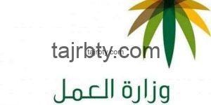 موقع وزارة العمل السعودية تسجيل الدخول