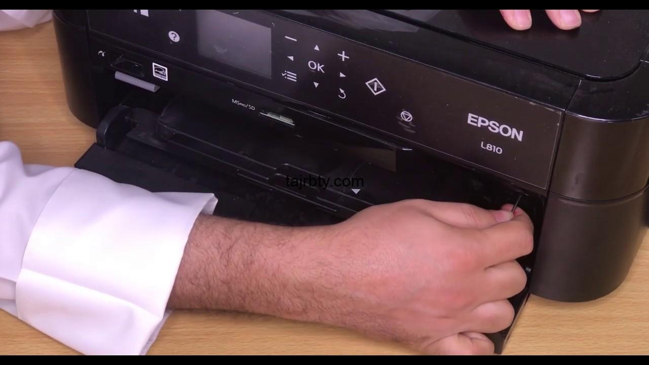 Photo of حل مشكلة الحبر في الطابعة Epson