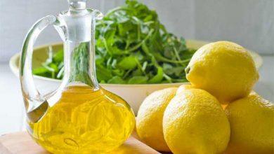 Photo of تجربتي مع زيت الزيتون والليمون على الريق